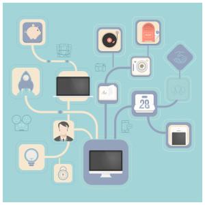 idx broker widgets social, media, technology icons