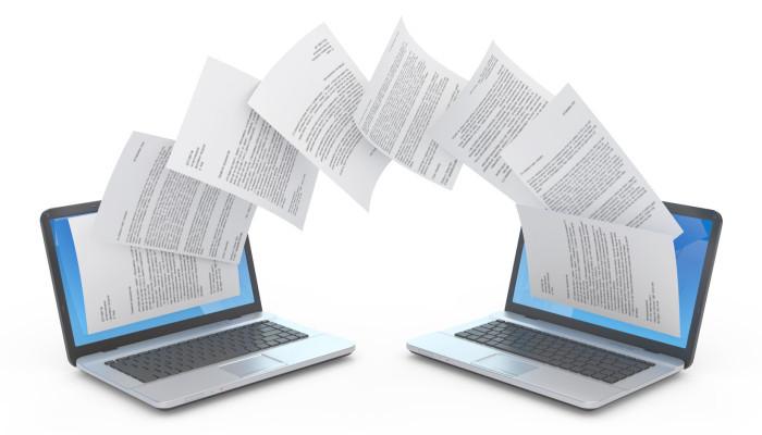 MLS Paperwork transfer files to IDX Broker