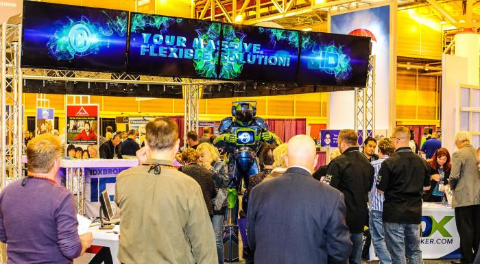 idx robot nar annual 2014