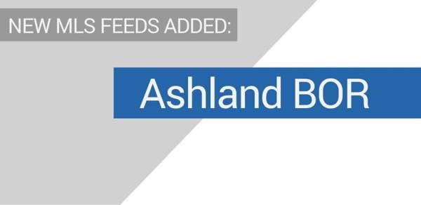 Ashland BOR