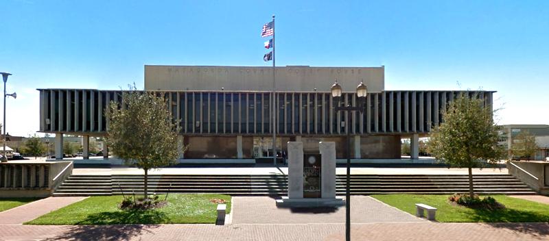 Matagora County Courthouse, Bay City TX
