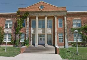 Violette Hall at Truman State University, Kirksville MO