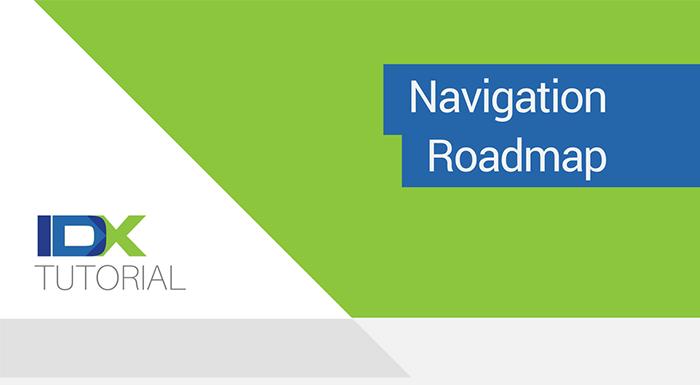 navigation roadmap