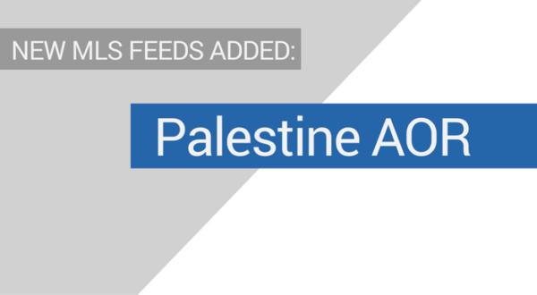 palestine aor