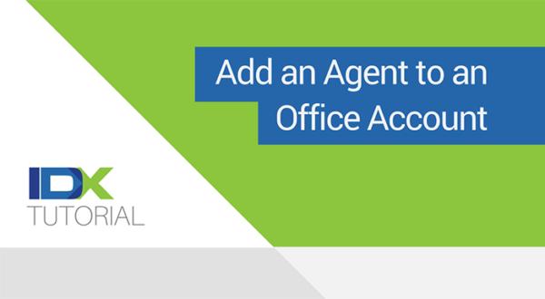 add an agent