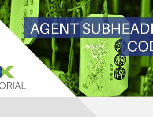 Tutorial Tuesday – Agent Subheader Code